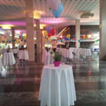 Conference Party in der Meistersingerhalle